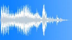 Transform a a metal grain 20 Sound Effect