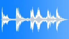 Transform a hard metal chunk 08 Sound Effect