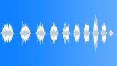 Transform chopper sound 07 Sound Effect