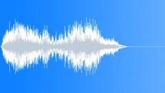 Transform impactful chopper 05 Sound Effect