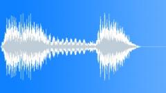 Transform impactful chopper 08 Sound Effect