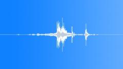Urban Debris -Plastic Little object passby 07 Sound Effect
