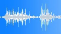 Water compressed 4 Sound Effect