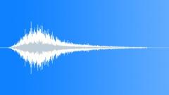 Magic vanish 01 Sound Effect