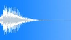 Score increment 16 Sound Effect