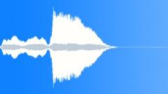 Cartoon Trumpet 2 - sound effect