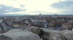 Plovdiv - The European Capital of Culture 2019 Stock Footage