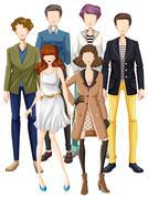 Garment Stock Illustration