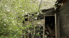 Old barn Stock Footage
