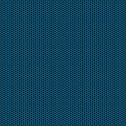 Seamless vector hexagon blue pattern black background Stock Illustration