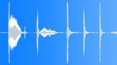 Cough 006 - sound effect