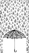 Wet background. - stock illustration