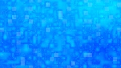 Abstract Blue Background 4k - stock footage