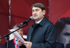 Assistant to the president Putin I. Levitin Kuvituskuvat
