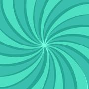 Retro Vintage  Hypnotic Background.Vector Illustration - stock illustration