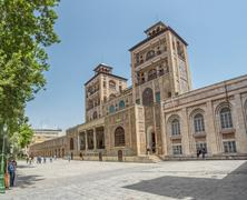 Stock Photo of Golestan Palace Edifice of the Sun