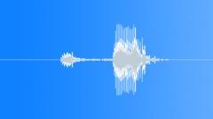 Hum (Agreement) 002 Sound Effect