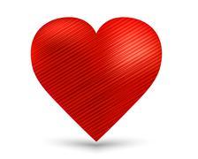 Stock Illustration of Heart concept