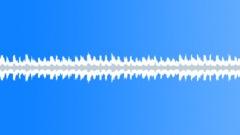 Dusk village ambience distant loop - sound effect
