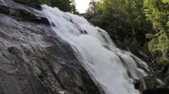 Slomotion Waterfall - stock footage