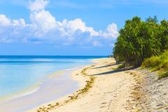 Stock Photo of Beautiful sea and coastline