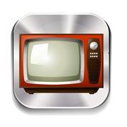 Television - stock illustration