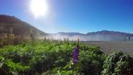 Stock Video Footage of Beautiful Autumn Morning At Lake Tekapo