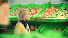 Picking Pears Stock Footage