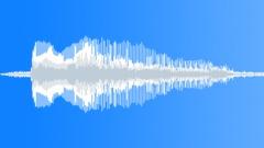 Sigh 004 - sound effect