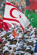 Respect to National Will - Rally in Istanbul - stock photo