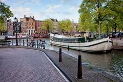 Stock Photo of City of Amsterdam Cityscape