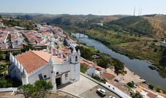 Portugal Alentejo Mertola - stock photo