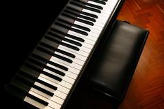 Piano music Kuvituskuvat