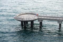 Marina Barrage Singapore - stock photo