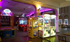Arcade Stock Photos