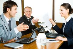 Interaction Stock Photos