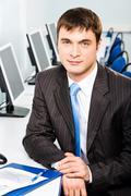 Teacher - stock photo
