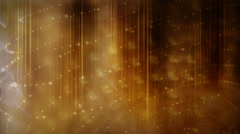 Gold Sparkle 1080  background Stock Footage