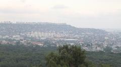 Antalya view - stock footage