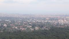 Antalya view Stock Footage