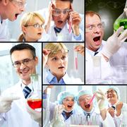 Medical discovery Stock Photos