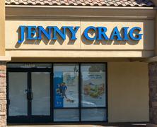 Jenny Craig Weight Loss Clinic Exterior - stock photo