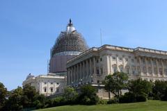 United States Capitol - stock photo
