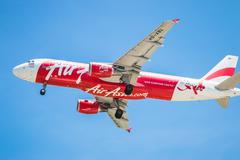 Stock Photo of BANGKOK, THAILAND - JUNE 1, 2015: HS-ABL Airbus A320-216 of Thai Air Asia lan