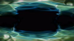 Abstract fluid gasses undulate and flow - Video Background 2105 HD, 4K Stock Footage