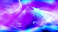 Abstract light forms pulse and shine - Video Background 2117 HD, 4K Stock Footage