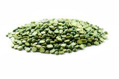 Chick-peas - stock photo