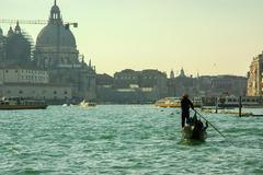 Stock Photo of Beautiful view on Venice - travel, romantic city.