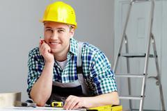 Repairman - stock photo