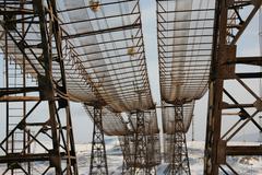 Stone transmitter Stock Photos